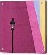 Lamp Post Acrylic Print