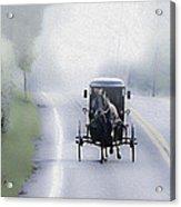 Lancaster County Pennsylvania Acrylic Print