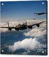 Lancaster Formation  Acrylic Print