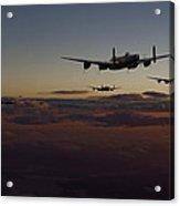 Lancaster -mainstream Acrylic Print