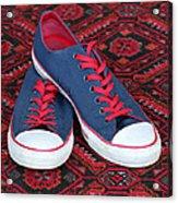 Lance's Shoes Acrylic Print