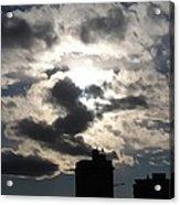 Lanciano-campanile Acrylic Print
