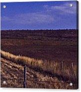 Land Escape Acrylic Print