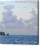 Land Ho Acrylic Print by    Michael Glenn