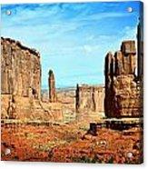 Land Of The Giants Acrylic Print