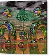 Land Of World 8624036 Acrylic Print