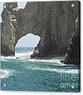 Lands End Beach - Cabo San Lucas Mexico Acrylic Print
