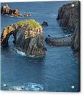 Lands End Morning Acrylic Print