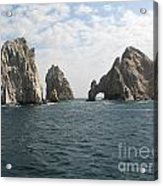 Lands End - Cabo San Lucas Mexico Acrylic Print