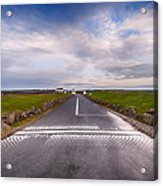Lands End Start And Finish Line Acrylic Print