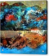 Landscape 121001-2 Acrylic Print