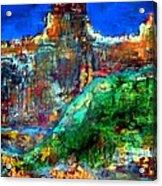 Landscape 121001-5 Acrylic Print