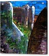 Landscape 130214-4 Acrylic Print