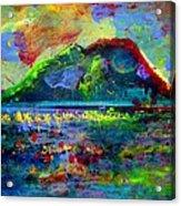 Landscape 130214-5 Acrylic Print
