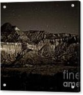 Landscape A10c Nm Co Acrylic Print