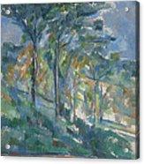 Landscape, C.1900 Acrylic Print