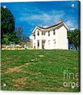 Landscape - Missouri Town - Missouri Acrylic Print