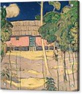 Landscape Trinidad Acrylic Print