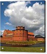 landskrona SE Slott Citadellet 03 Acrylic Print