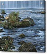 Lanesboro Dam 9 Acrylic Print