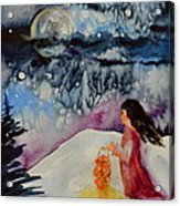 Lantern Festival Acrylic Print