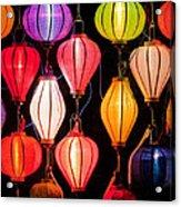 Lantern Stall 04 Acrylic Print