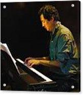 Larry Chinn On Piano Acrylic Print
