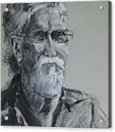 Larry From Life Acrylic Print