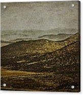 Las Colinas - The Hills Acrylic Print