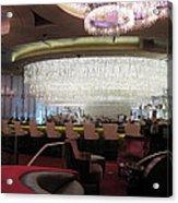 Las Vegas - Cosmopolitan Casino - 12123 Acrylic Print by DC Photographer
