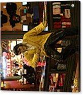Las Vegas - Excalibur Casino - 12126 Acrylic Print by DC Photographer
