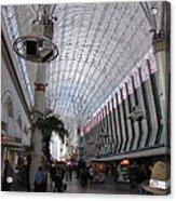 Las Vegas - Fremont Street Experience - 12121 Acrylic Print