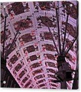 Las Vegas - Fremont Street Experience - 121210 Acrylic Print