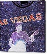 Las Vegas - Fremont Street Experience - 121214 Acrylic Print