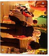 Las Vegas - Fremont Street Experience - 121219 Acrylic Print by DC Photographer