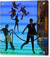 Las Vegas Go Go  Acrylic Print