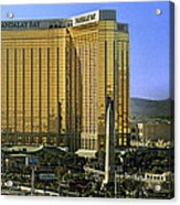Las Vegas - Mandalay Bay Acrylic Print