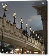 Las Vegas - Paris Casino - 12126 Acrylic Print by DC Photographer