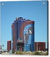 Las Vegas - Rio Casino - 12121 Acrylic Print
