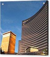 Las Vegas - Wynn Casino - 12128 Acrylic Print