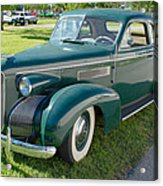 Cadillac Lasalle In Style Acrylic Print