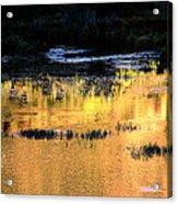 Last Light Near Telluride Acrylic Print