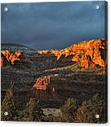 Last Light Acrylic Print