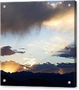 Last Rays 2 Acrylic Print