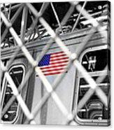 Last Stop Coney Island Acrylic Print