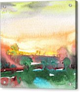 Late Afternoon 59 Acrylic Print