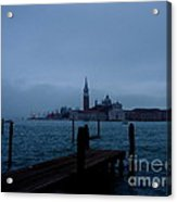 Late Evening In Venice Acrylic Print