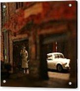 Late Evening Pick-up Acrylic Print