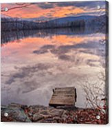 Late Fall Early Winter Acrylic Print