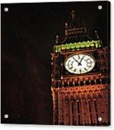 Late Night London  Acrylic Print